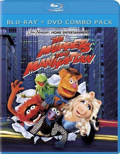 The Muppets Take Manhattan [Reino Unido] [Blu-ray]
