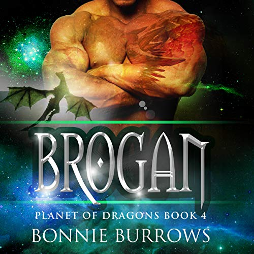 Brogan audiobook cover art