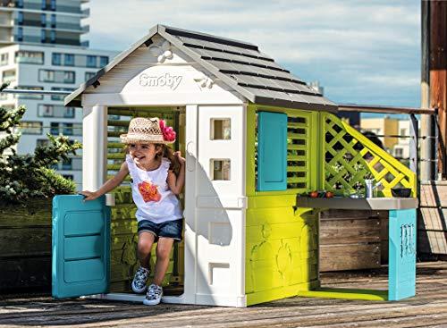 Pretty Spielhaus mit Außenküche (Smoby) - 6