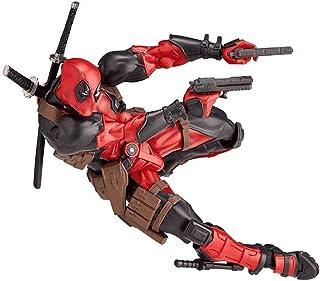 Action Figure Yamaguchi-Style Deadpool Series No.001 Deadpool، نسخه ممتاز مدل صورت متحرک 6 اینچی