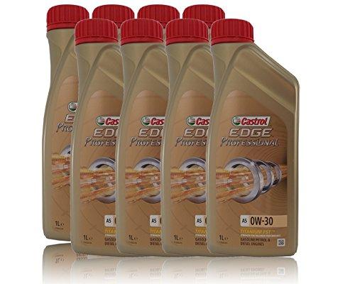 Castrol Edge Professional A5 0W-30 8x1-ltr-Dose