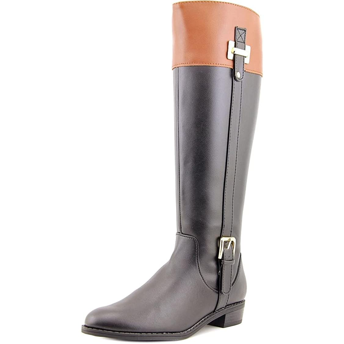 押し下げる超えてお願いします[Karen Scott] Womens Deliee Closed Toe Knee High Fashion Boots [並行輸入品]