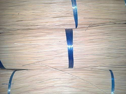 Schardt - Peddigrohr Natur 2.2 mm 1000 Gramm / 1 KG zum Körbe flechten - Verschiedene Größen und Stärken 2.2/2.4/2.6/3.00 mm Rattan Flechtmaterial Flechtrohr