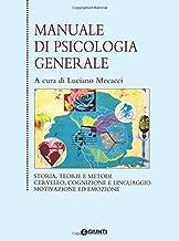Manuale di psicologia generale (Italian Edition)