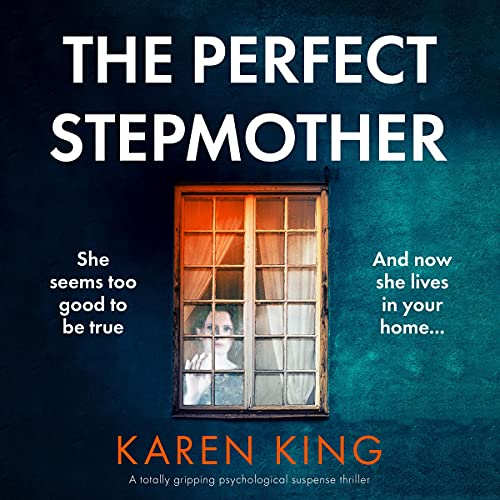 The Perfect Stepmother Audiobook By Karen King cover art