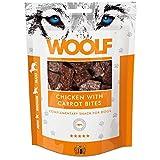 WOOLF Gallina con zanahorias–Snack para perros 100% Natural