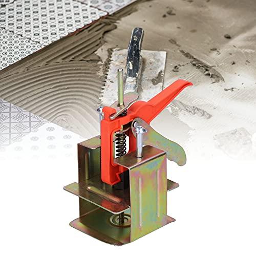 Herramienta de elevación de baldosas, herramienta de posicionamiento de baldosas Herramienta de ajuste de altura de baldosa ajustable de tamaño pequeño que ahorra mano de obra Herramienta