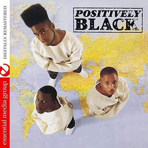 positively black - 3