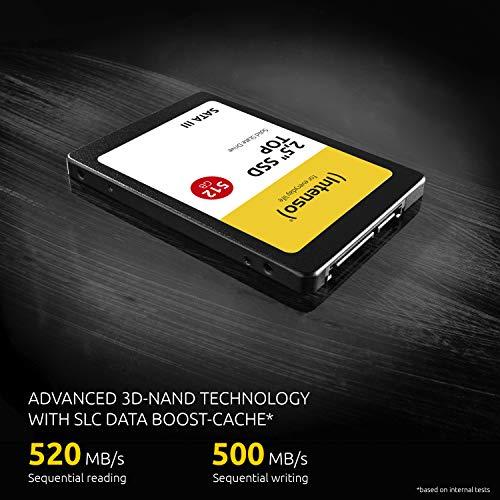 Intenso SSD Interno SATA3, 128Gb, 2.5