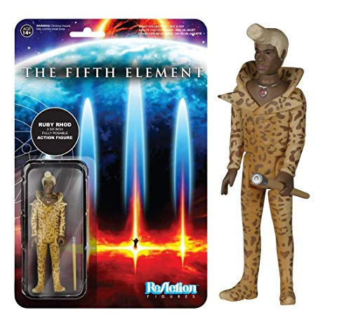 REACTION: THE FIFTH ELEMENT-RUBY RHOD-NLA