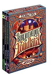 La bibliothèque de Poudlard par J. K. Rowling
