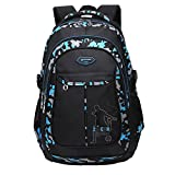 Boys Backpack, MATMO Casual Kids Backpack Student Daypack Book Bag for School