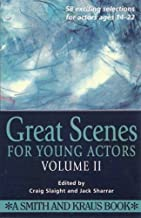 Great Scenes for Young Actors (Young Actor Series,) v-2