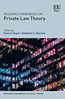 Research Handbook on Private Law Theory (Research Handbooks in Legal Theory)