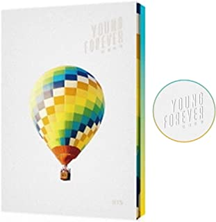 Bangtan Boys BTS Young Forever (Day Version) in The Mood for Love Special Album CD+Poster+Photobook+Polaroid Card+Gift (Ex...