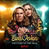 Eurovision Song Contest: The Story of Fire Saga [CD]