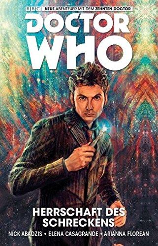 Doctor Who - Der zehnte Doktor, Band 1: Herrschaft des Schreckens (Comic)
