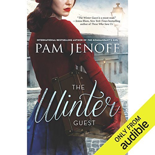 The Winter Guest                   By:                                                                                                                                 Pam Jenoff                               Narrated by:                                                                                                                                 Emily Bauer                      Length: 11 hrs and 44 mins     58 ratings     Overall 4.3