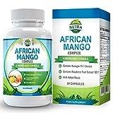 Pomelo Mango y Frambuesa, supresor del apetito de alta concentración para adelgazar. Quema grasa y acelera el metabolismo para hombres y mujeres. Grano de café verde para quemar grasa rápido, 90 cáps