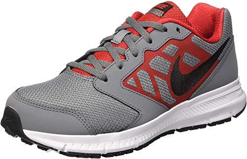 Nike Downshifter 6 (GS/PS), Scarpe da Corsa Bambino, Multicolore (Cool Grey/Black-University...