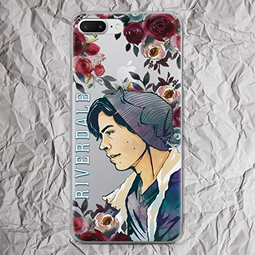 Riverdale iPhone 7 8 6 6s plus X Xs 11 Pro Max Xr 5 i Phone case Pops Chocklit Shoppe Southside Serpents Print for iphone 5s se 5se 4 4s Clear Silicone TPU Cover