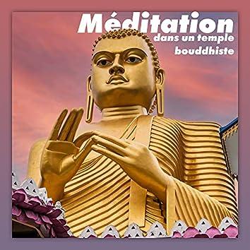 Méditation dans un temple bouddhiste: Musique tibétaine, Chants de moine et bols chantants