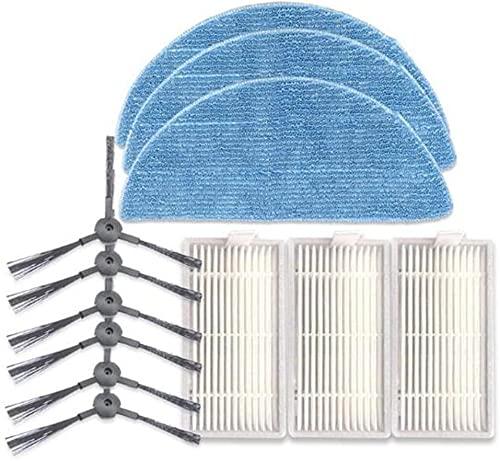 NICERE Repuesto para aspiradora de repuesto para aspiradora ILIFE A4 A4S A6 (color: estilo a)
