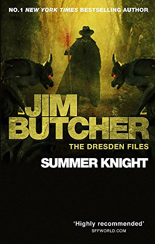 Summer Knight: The Dresden Files, Book Four