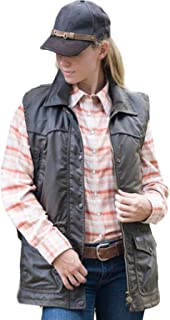 Outback Trading Co Women's Co. Bronze Round up Vest - 29608