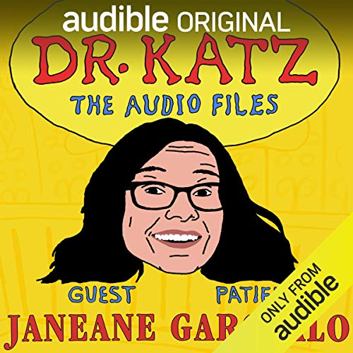 Ep: 12: Janeane Garofalo (Dr. Katz: The Audio Files) cover art