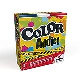 LA DUCALE- Color Addict Cartes français-Jeu d'ambiance, 410400, Multicolore