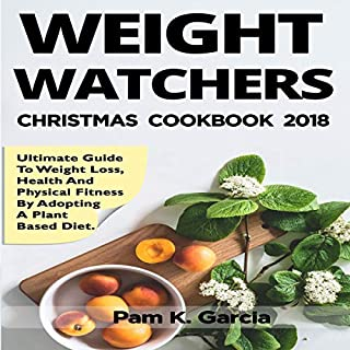 Weight Watchers Freestyle Cookbook 2018 audiobook cover art