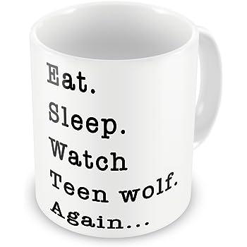 IMAGE Tazza Mug University Teen Wolf Serie TV