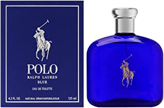 Ralph Lauren Polo Blue Eau de Toilette for Men, 125ml