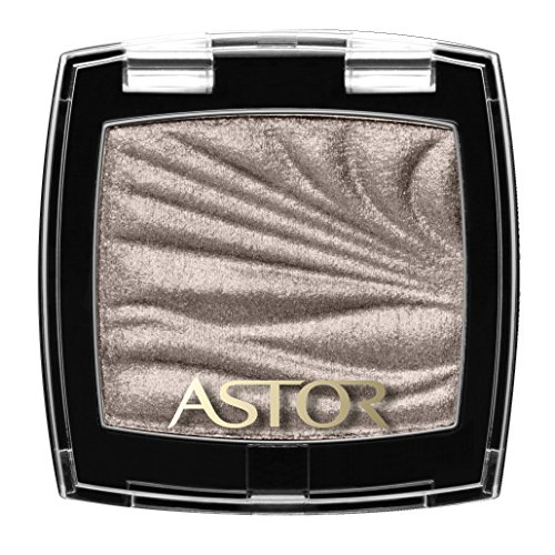Astor EyeArtist Color Waves Eye Shadow, 830 Warm Taupe (hellbraun), intensiver Lidschatten, 1er Pack (1 x 4 g)