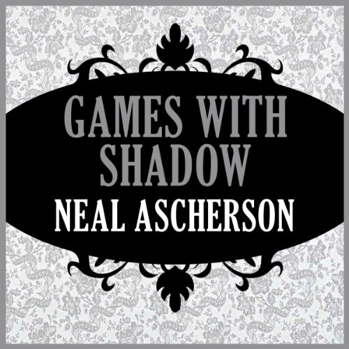 Games with Shadows audiobook cover art