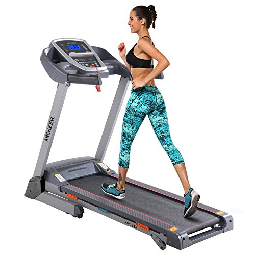 AMDirect Folding Treadmill APP Control S7 (Grey)