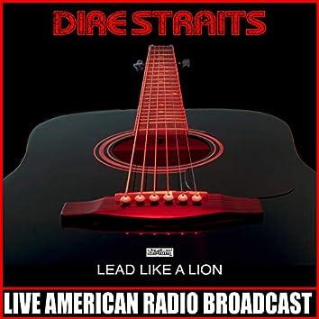 Lead Like a Lion (Live)