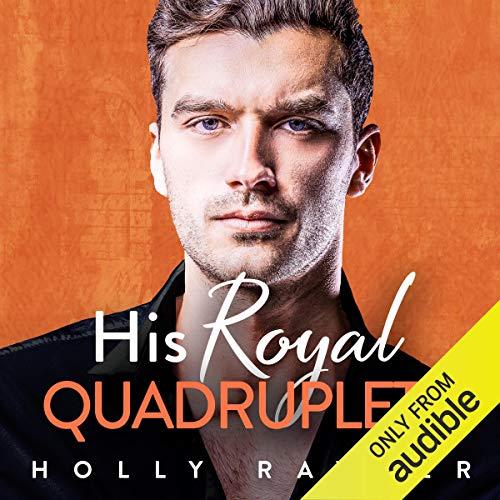 Page de couverture de His Royal Quadruplets