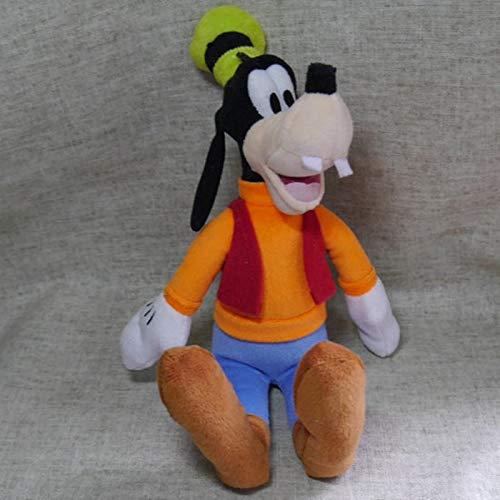Ksydhwd Peluches Goofy Stuffed Stuffed Plush Doll Toy 18cm Lindo