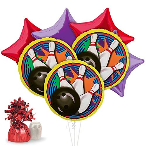 Costume SuperCenter Bowling Balloon Kit (Each) - Party Supplies
