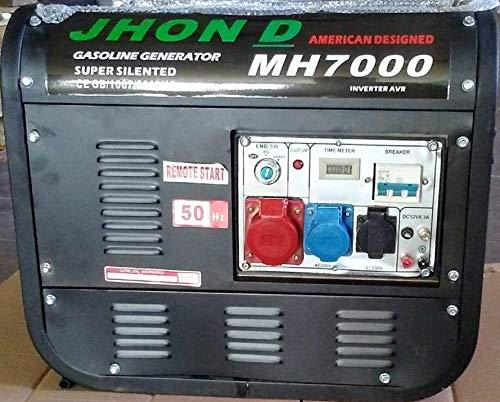 UNITED TRADE Grupo electrógeno / Generador de corriente HP 6.5 arranque eléctrico...