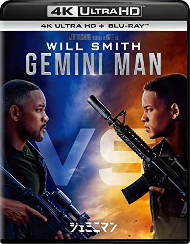 ジェミニマン 4K Ultra HD+ブルーレイ[4K ULTRA HD + Blu-ray]