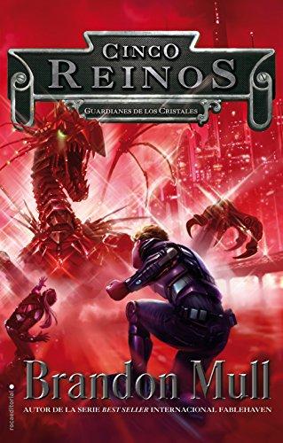 Guardianes de los cristales (Cinco Reinos nº 3) (Spanish Edition)の詳細を見る