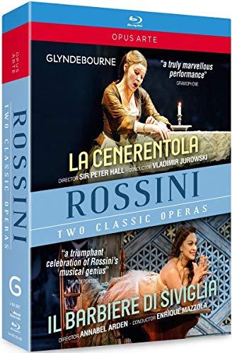 Rossini: Aschenputtel / Der Barbier Von Sevilla (Glyndebourne 2018) [2 Blu-rays]