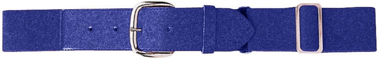 Youth Elastic Baseball Belt, Color: Purple, Size: One Size