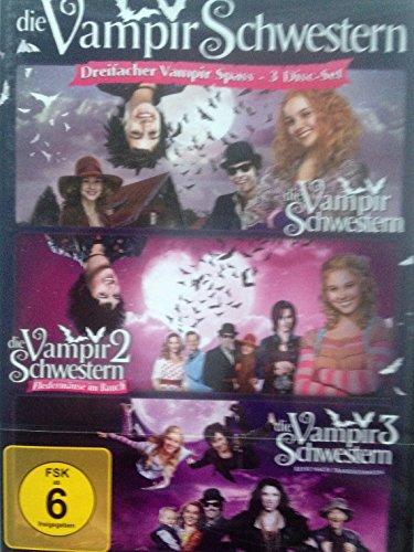 Die Vampirschwestern - 1-3 [DVDs] - alle 3 Filme -OVP -1+2+3