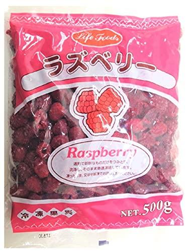 [冷凍] ライフフーズ ラズベリー 500g