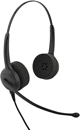 2021 VXi 203513 CC Pro 4021G online sale discount Over-the-Head Binaural Headset with N/C Microphone online sale