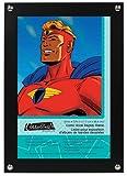MCS 6.75x10.37 inch Comic Book Display Frame, Black (53928)